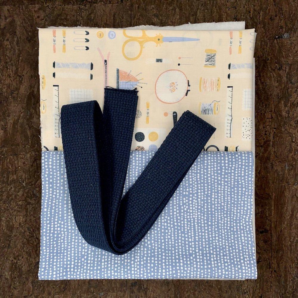 Stitch Tote Bag Kit - Lovely Notions