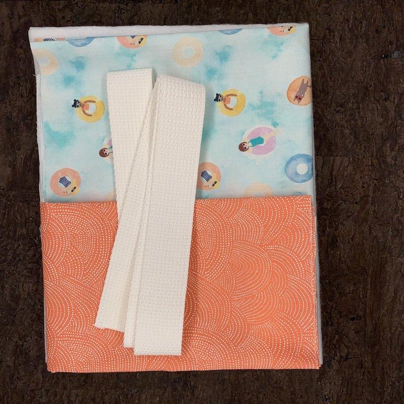 Stitch Tote Bag Kit - Pool Day