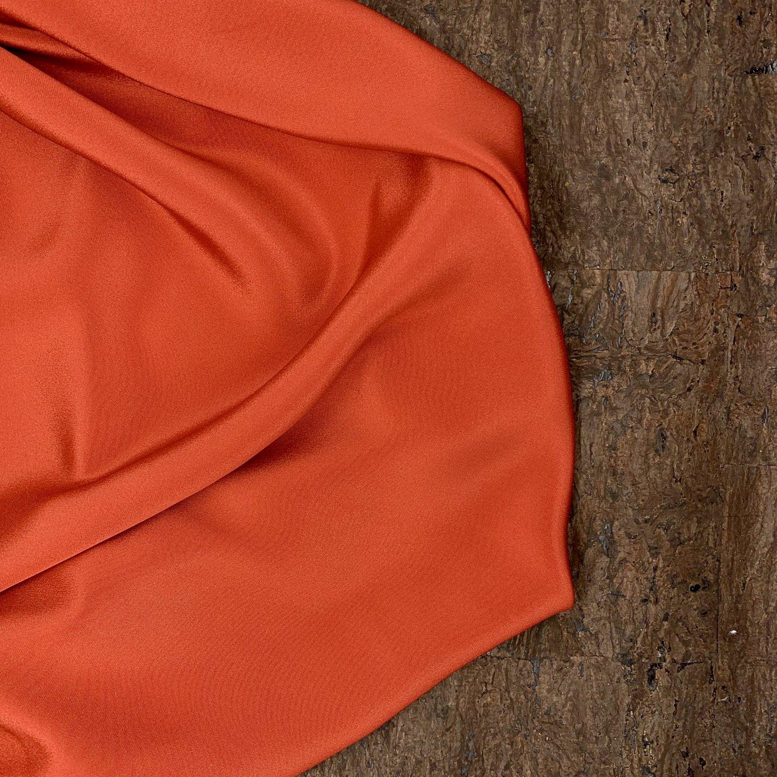 3-Ply Silk - Rust