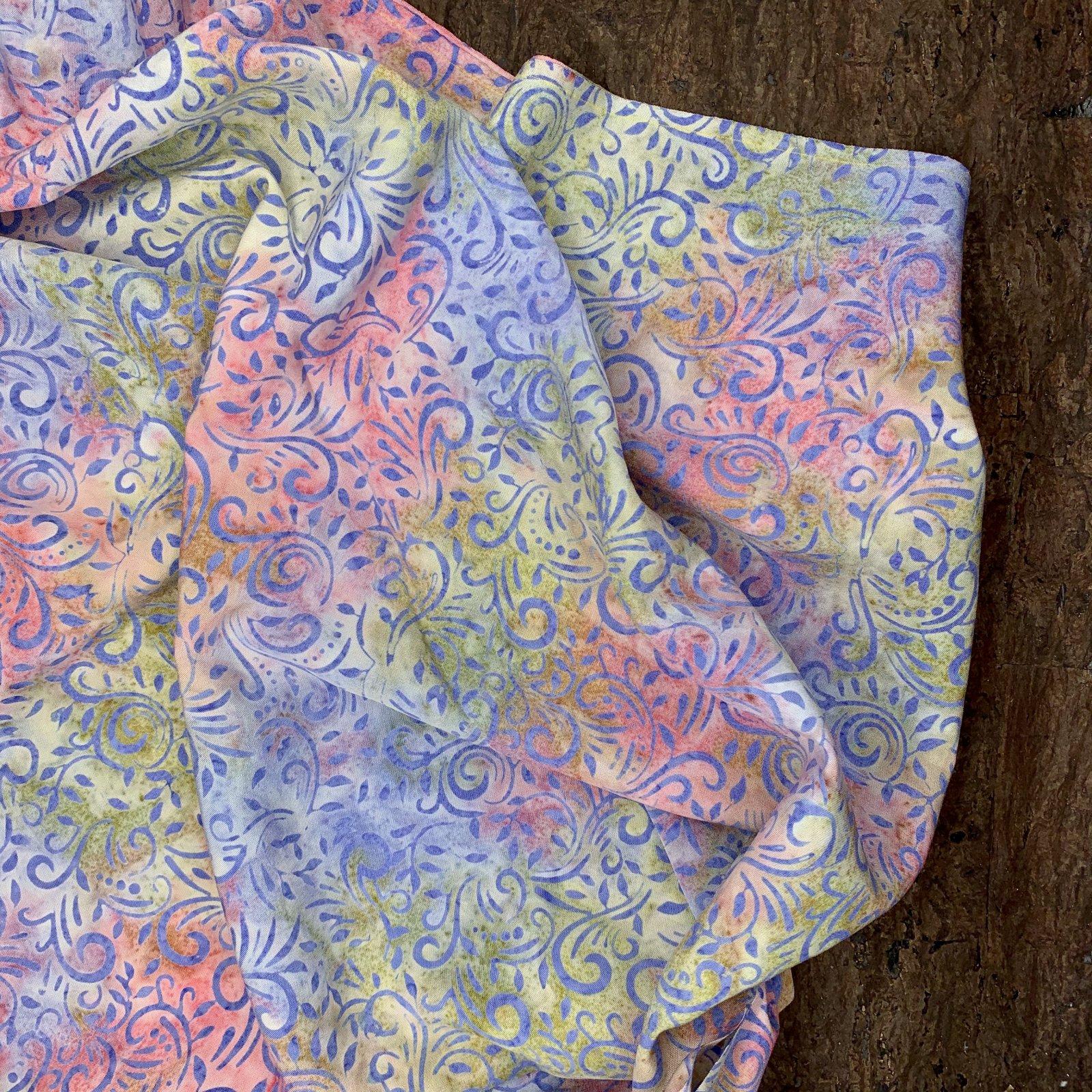 Batik Rayon - Phoenix Candy
