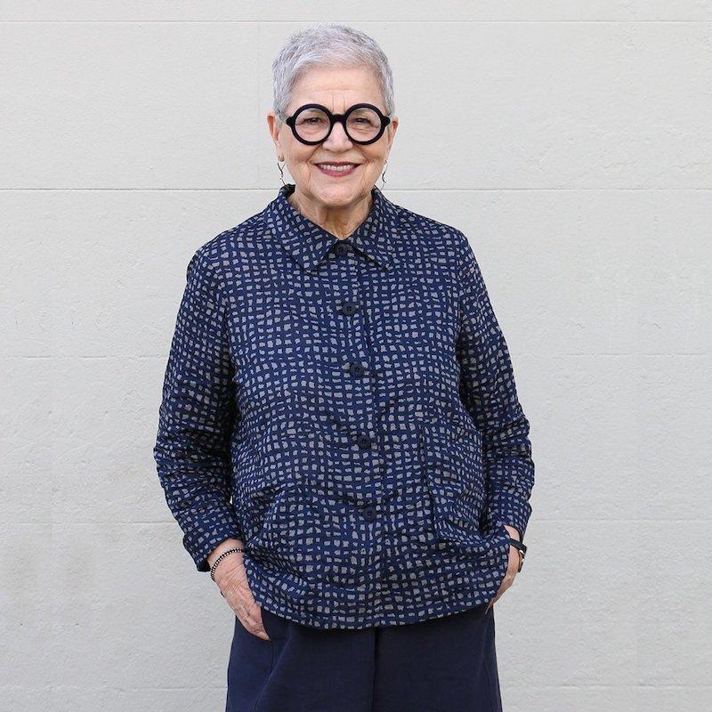 Ines Shirt - Tessuti Patterns