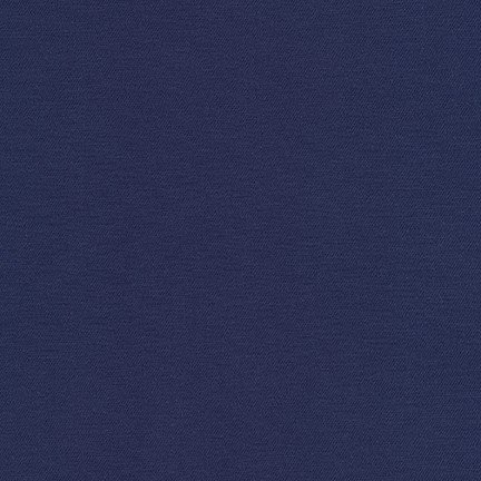 Jetsetter Twill - Navy - Robert Kaufman