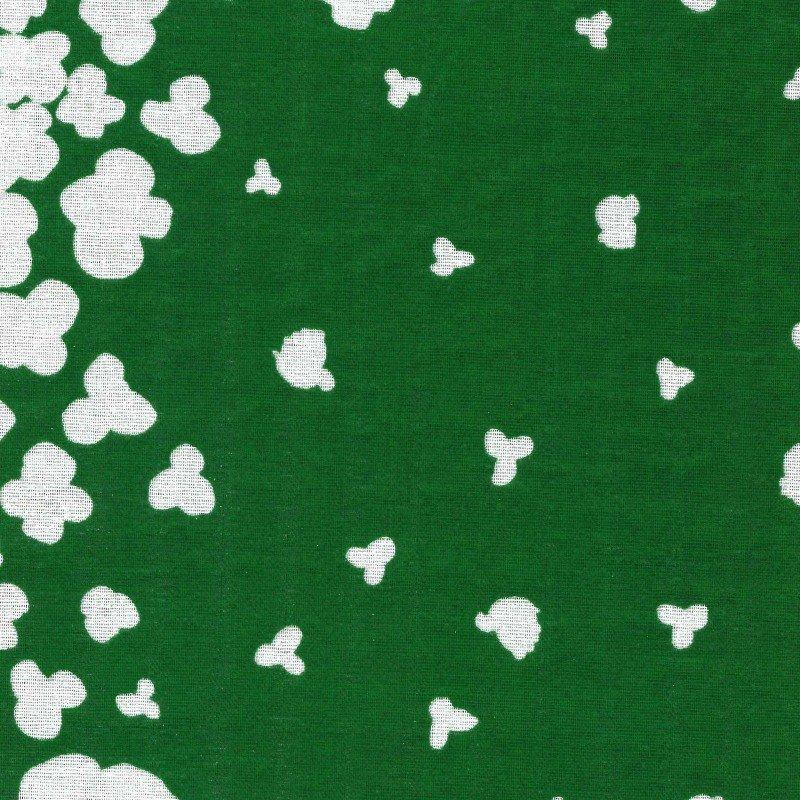 Shamrock - Peaceful Cooing Cotton Double Gauze - nani IRO