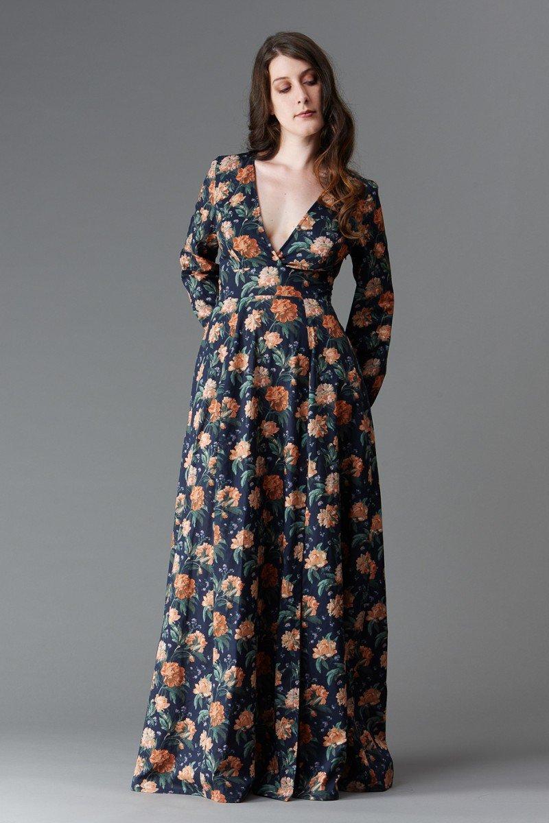Magnolia Dress - Deer and Doe