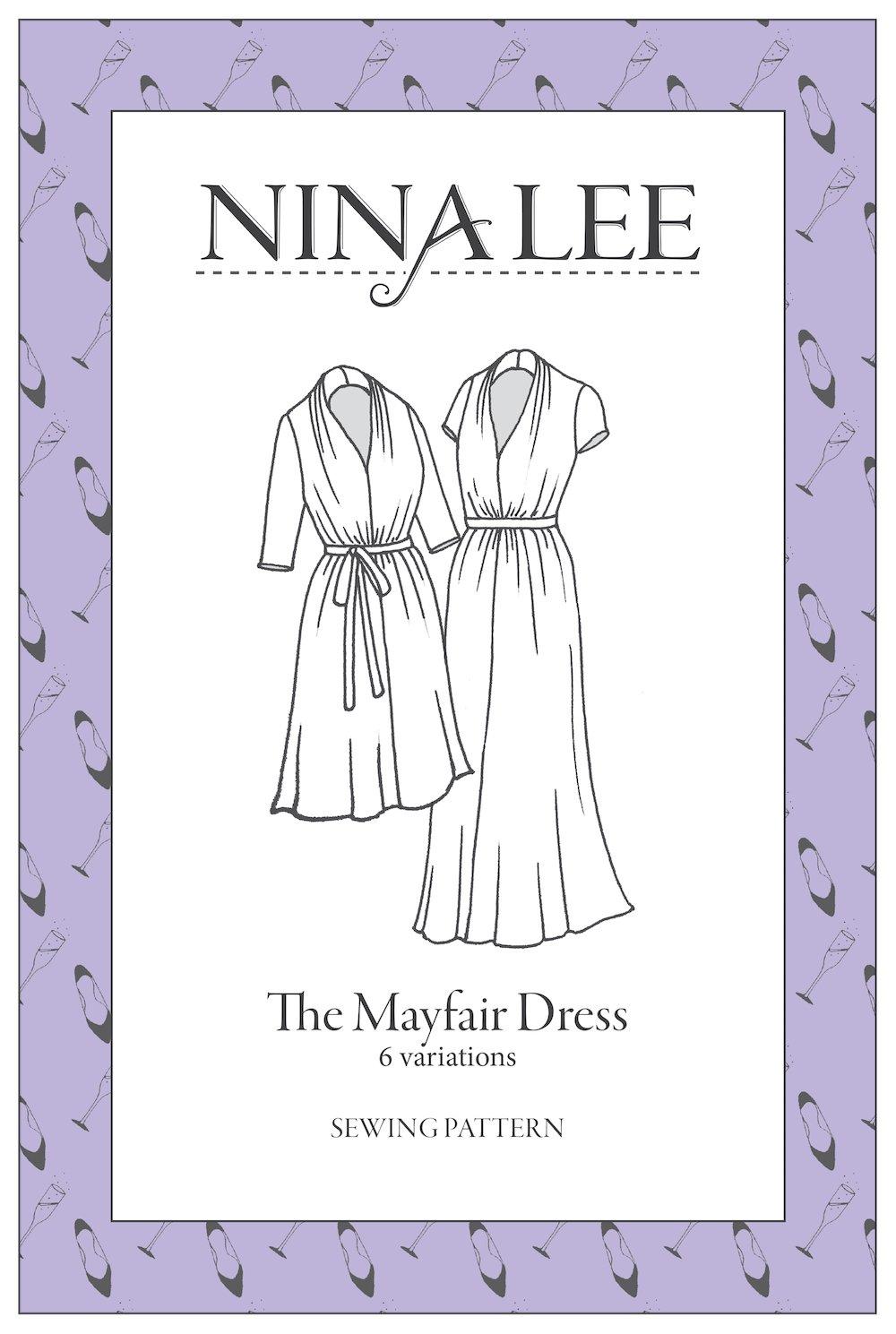Mayfair Dress - Nina Lee