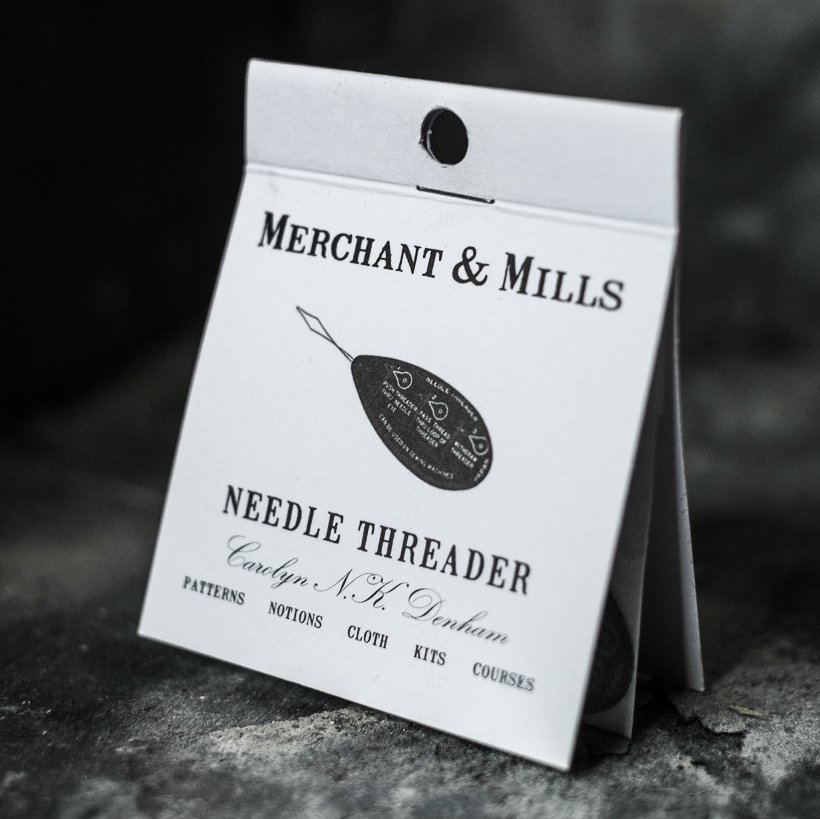 Needle Threader - Merchant & Mills