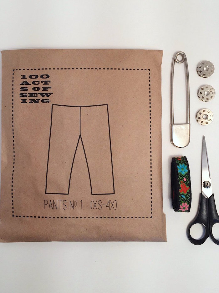 Pants No. 1 - 100 Acts of Sewing