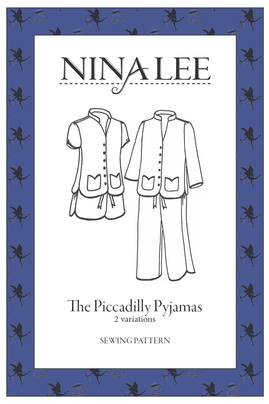 Piccadilly Pajamas - Nina Lee