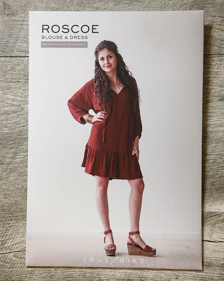 Roscoe Dress  - True Bias
