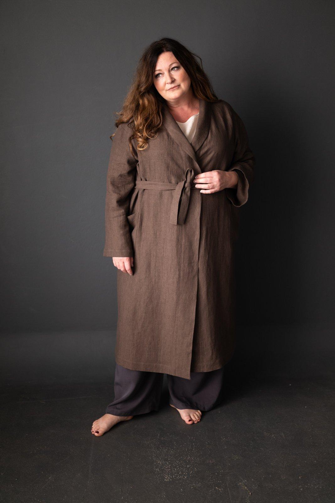 Sunday Robe - Merchant & Mills Patterns