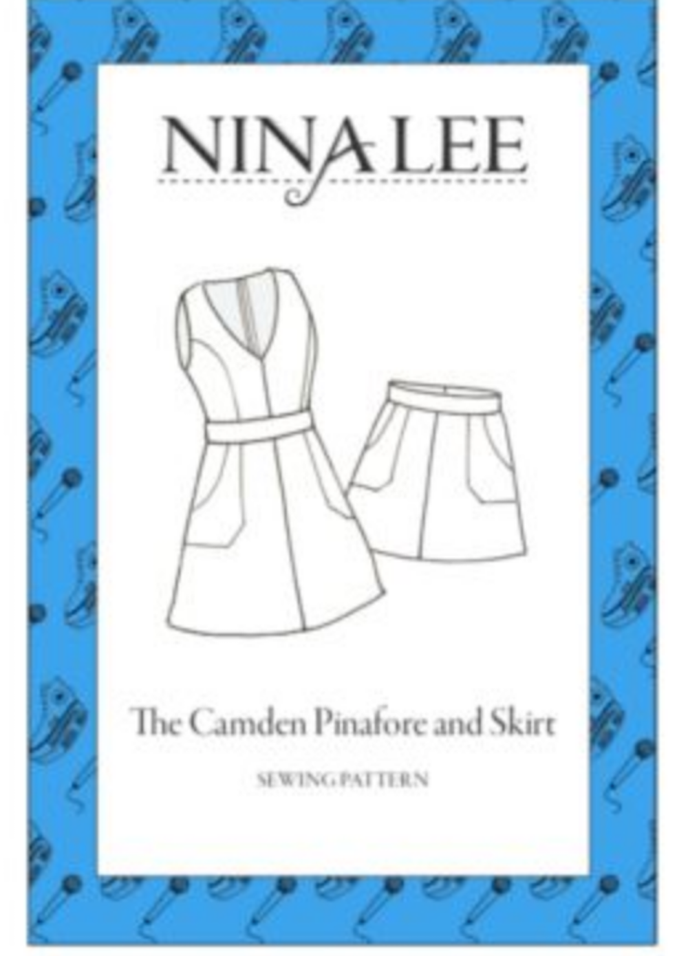 Camden Pinafore & Skirt - Nina Lee