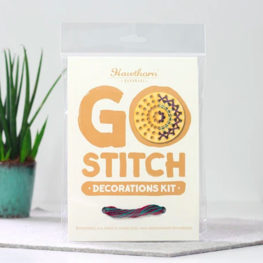 Go Stitch Decorations Kit - Hawthorn Handmade