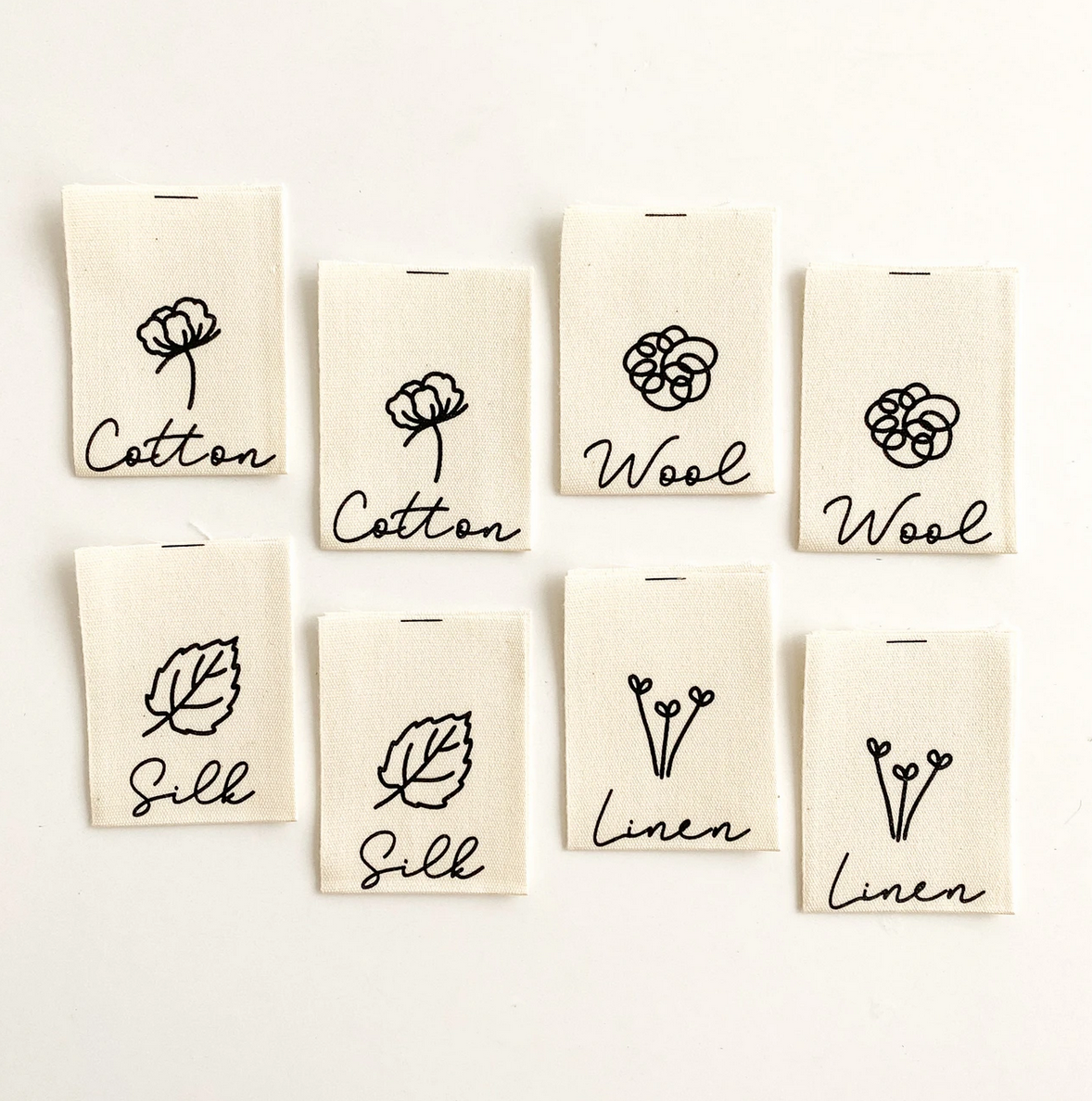 Natural Fibers Collection - Kylie & the Machine Labels