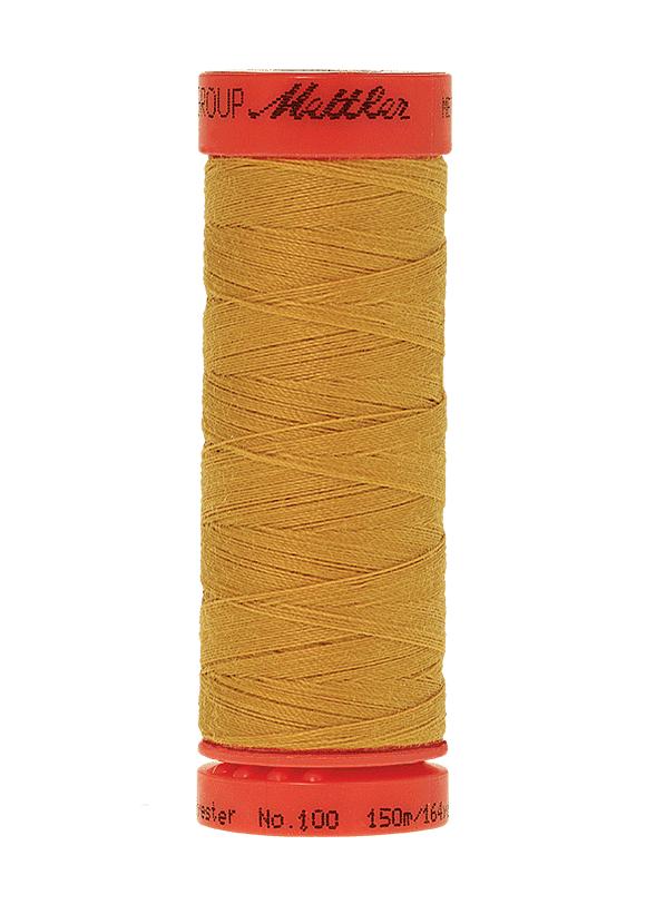 Star Gold #0892 - Mettler Metrosene Thread - 164 Yards