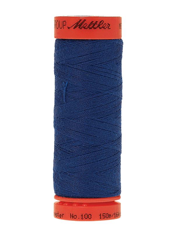 Royal Blue #1303 - Mettler Metrosene Thread - 164 Yards