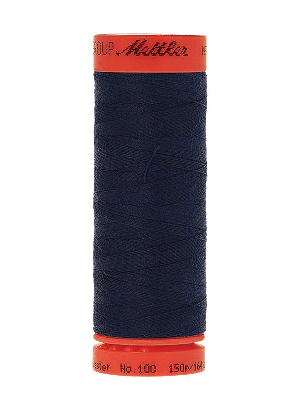 Midnight Blue #1465 - Mettler Metrosene Thread - 164 Yards