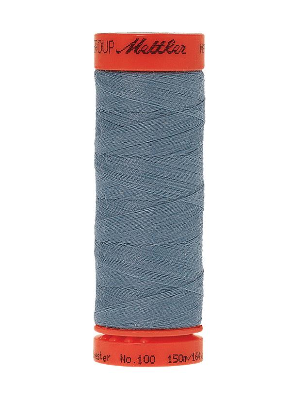 Azure Blue #0272 - Mettler Metrosene Thread - 164 Yards