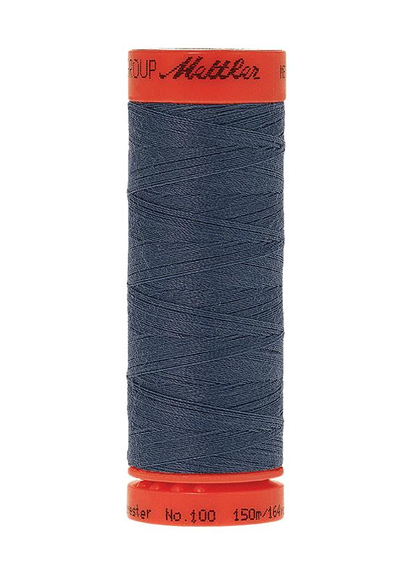 Smoky Blue #0351 - Mettler Metrosene Thread - 164 Yards