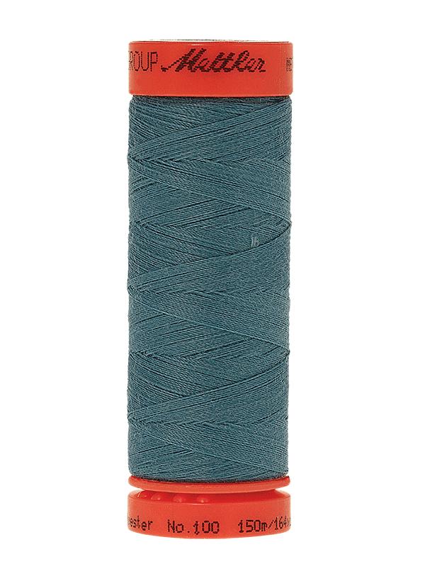 Blue-green Opal #0611 - Mettler Metrosene Thread - 164 Yards