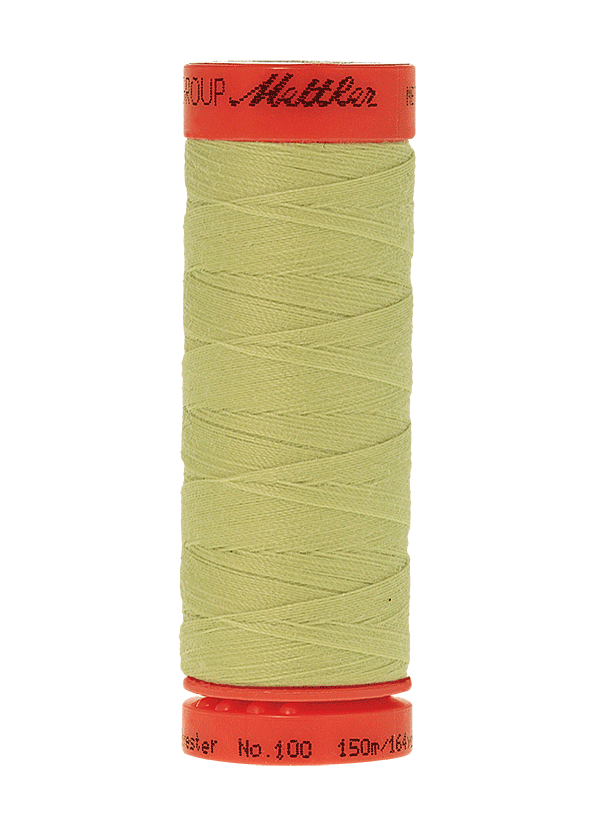 Spring Green #1343 - Mettler Metrosene Thread - 164 Yards