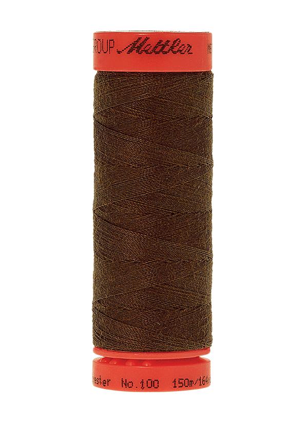 Dark Brass #1320 - Mettler Metrosene Thread - 164 Yards