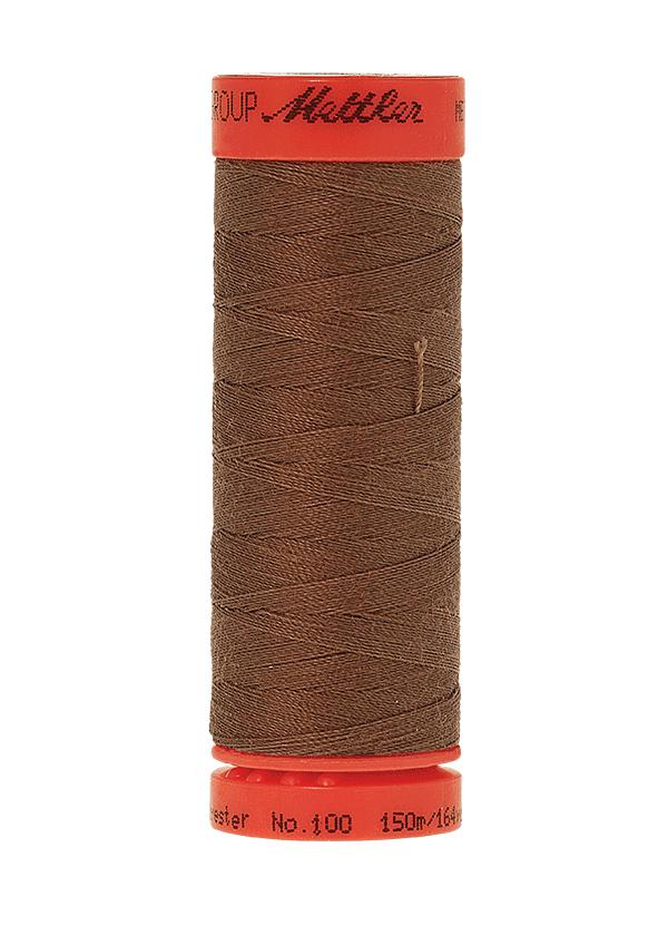 Brown Mushroom #0387 - Mettler Metrosene Thread - 164 Yards