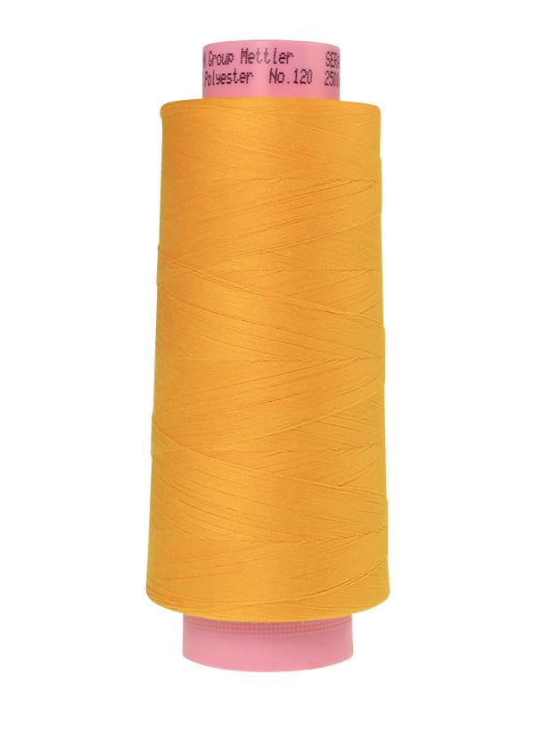 Papaya #0607 - Serger Thread - Mettler Seracor