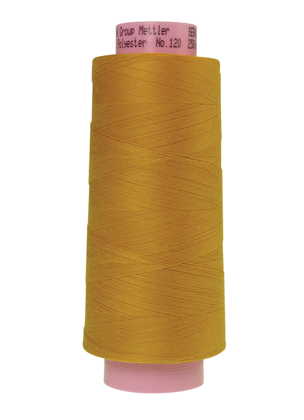 Gold #0118 - Serger Thread - Mettler Seracor