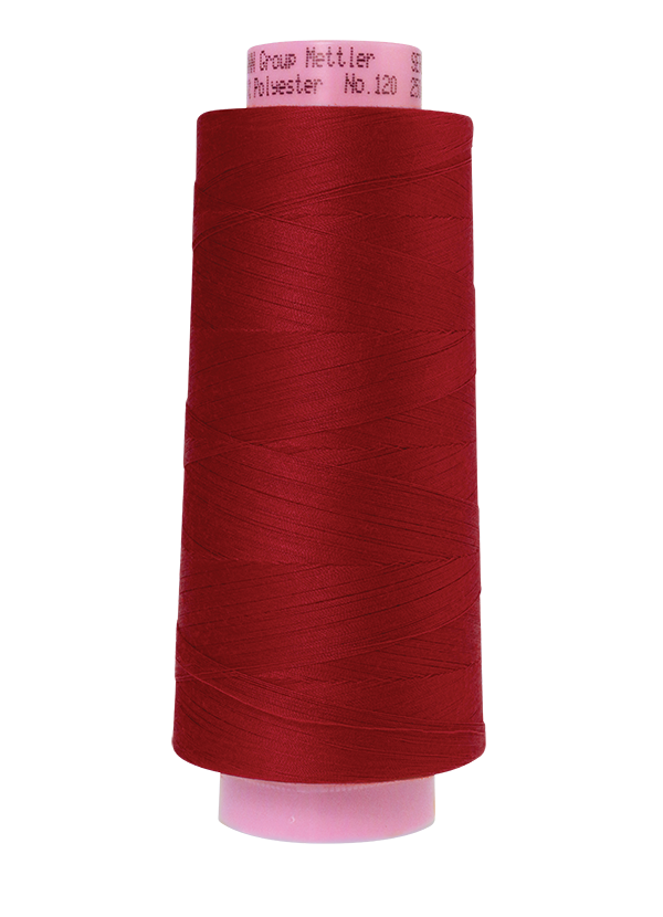 Country Red #0504 - Serger Thread - Mettler Seracor