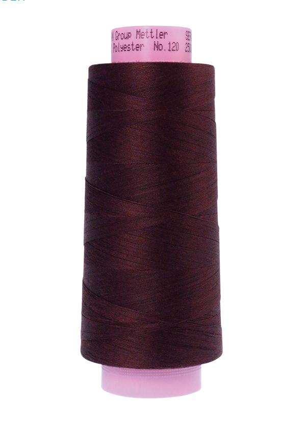 Beet Red #0111 - Serger Thread - Mettler Seracor