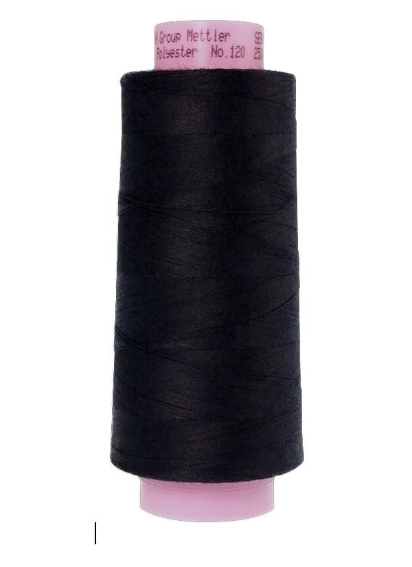 Dark Midnight #1254 - Serger Thread - Mettler Seracor