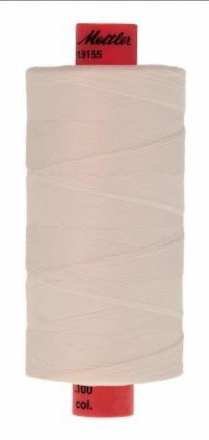 Eggshell #1000 - 1094 yards - Mettler Metrosene Thread