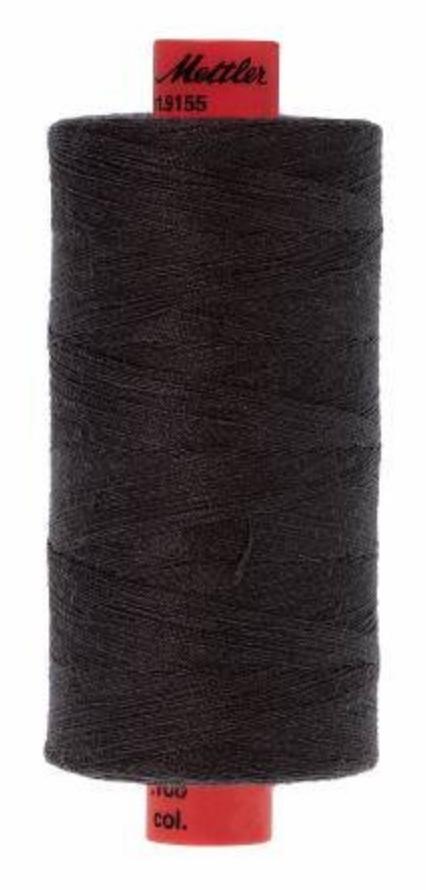 Mole Gray #0348 - 1094 yards - Mettler Metrosene Thread