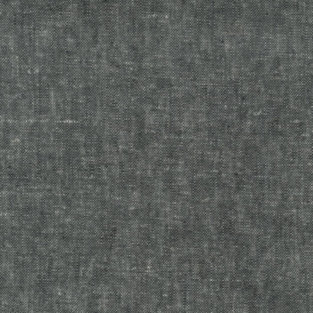 Brussels Washer - Black Yarn Dyed - Robert Kaufman