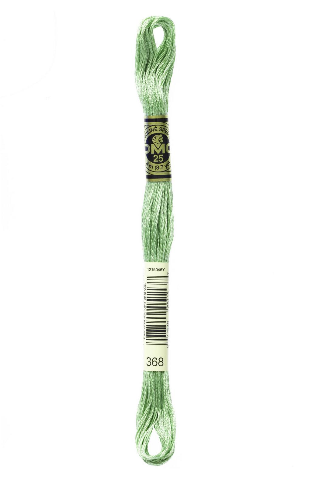 #368 - DMC 6 Strand Embroidery Floss
