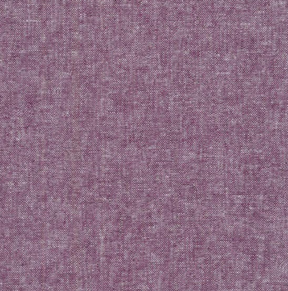 Eggplant - Essex Yarn Dyed - Robert Kaufman