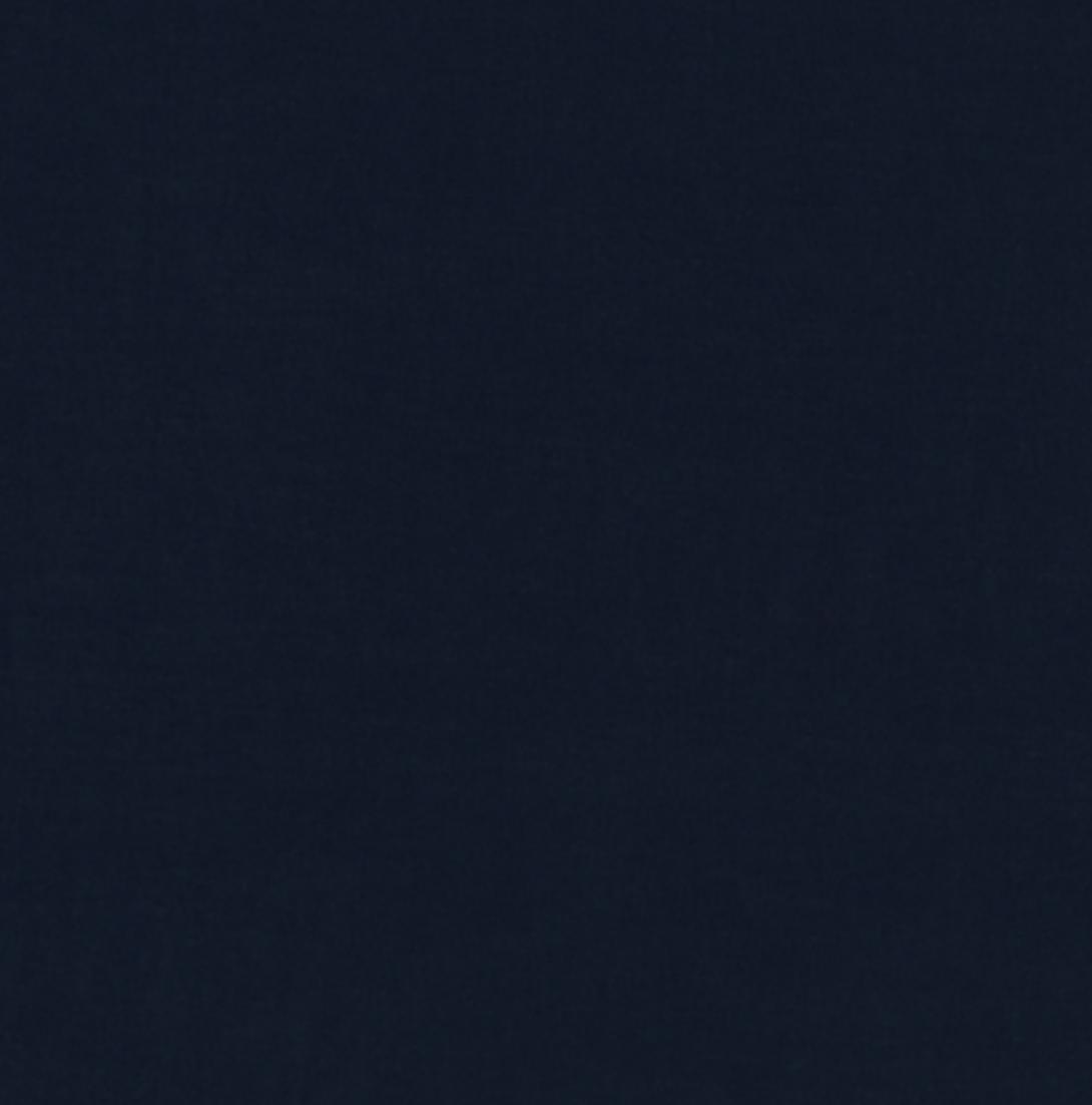 Cambridge Lawn Solid - Navy - Robert Kaufman