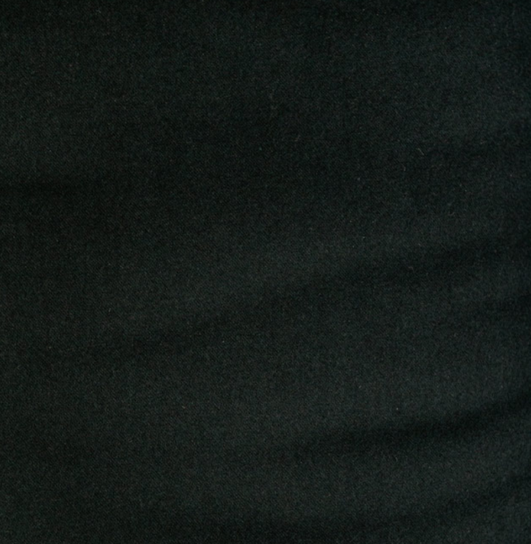 Black - Cotton Moleskin - Robert Kaufman