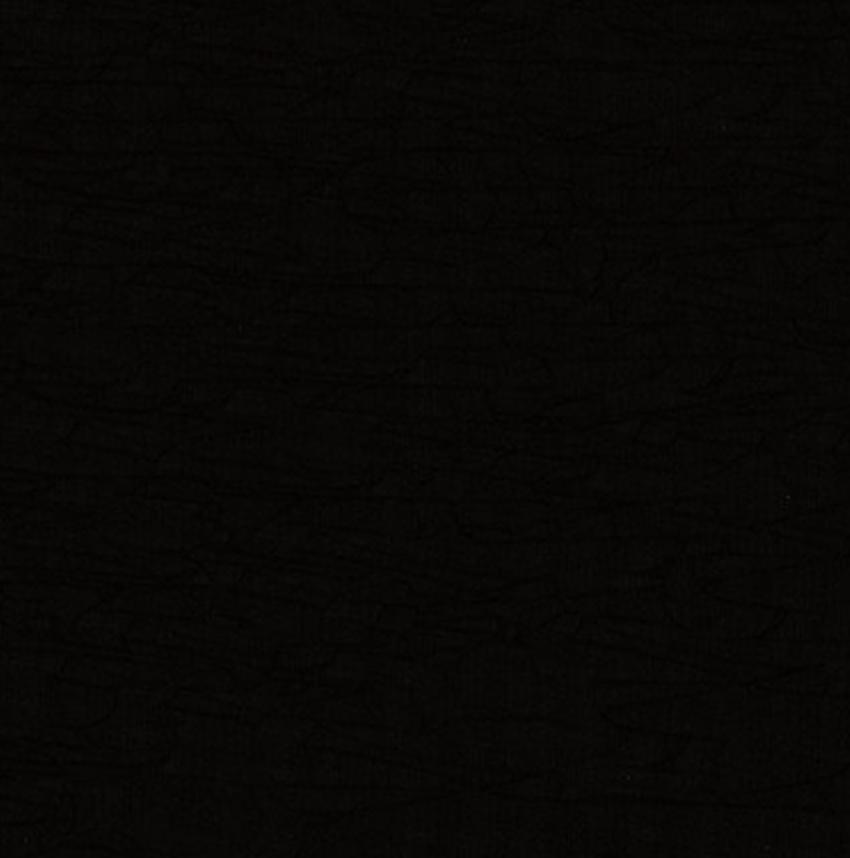 REMNANT - 1 1/3 yd - Bemberg Rayon Lining - Black - Robert Kaufman