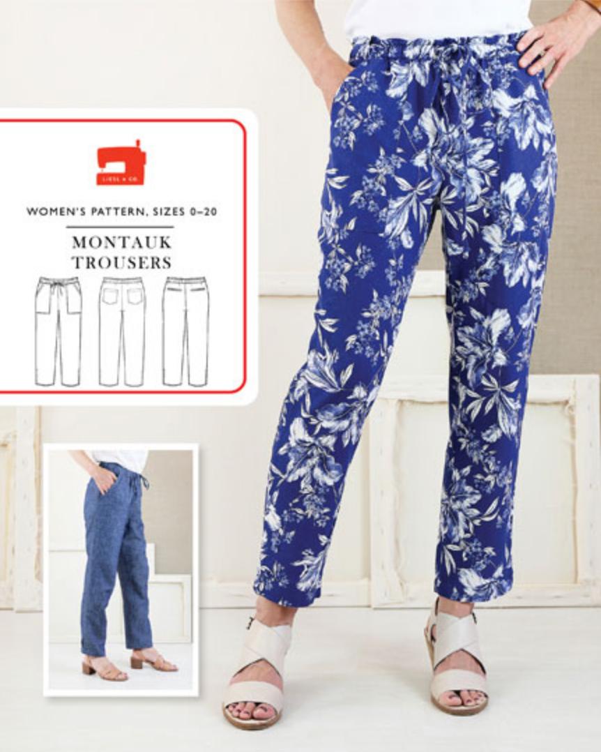 Montauk Trousers - Liesl & Co.