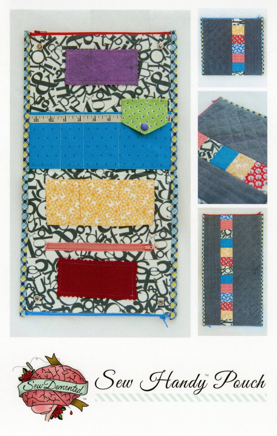 Sew Handy Pouch - Sew Demented