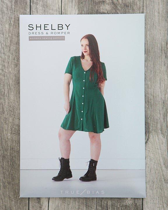 Shelby  Dress & Romper - True Bias