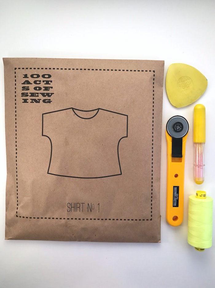 Shirt No. 1 - 100 Acts of Sewing