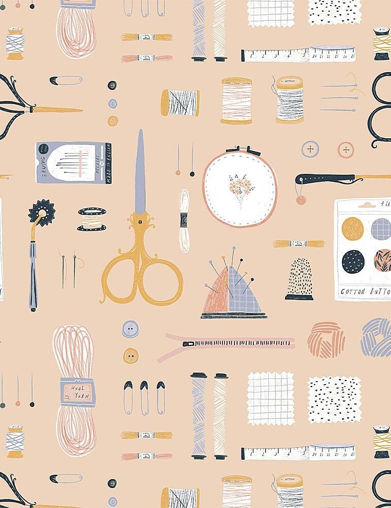 Sew On & Sew Forth - Notions - Dear Stella Cotton