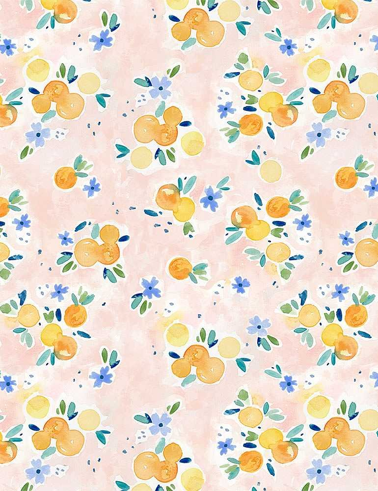 Digital Print - Oranges - Dear Stella Cotton
