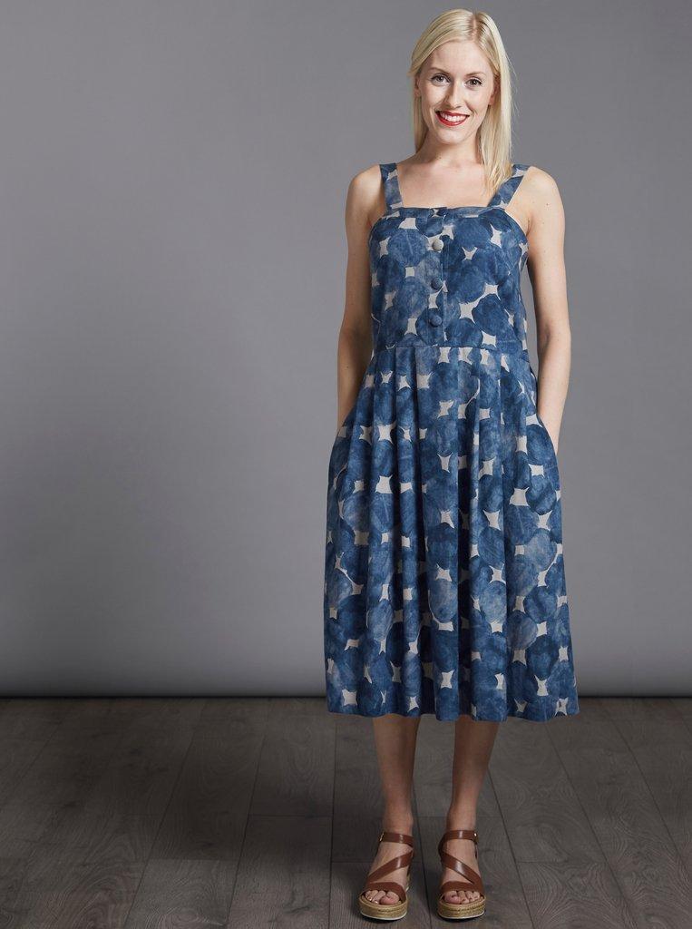 The Sun Dress - The Avid Seamstress