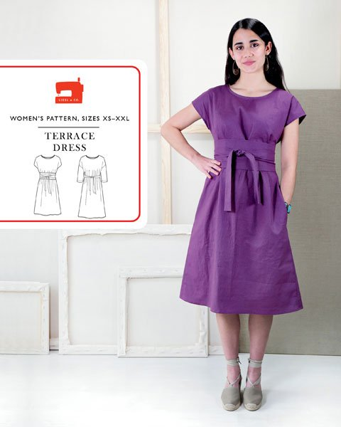Terrace Dress - Liesl & Co.