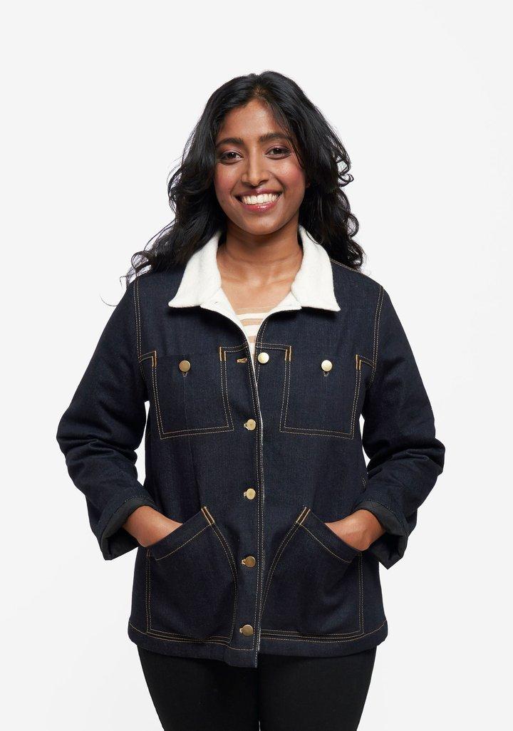 Thayer Jacket - Grainline