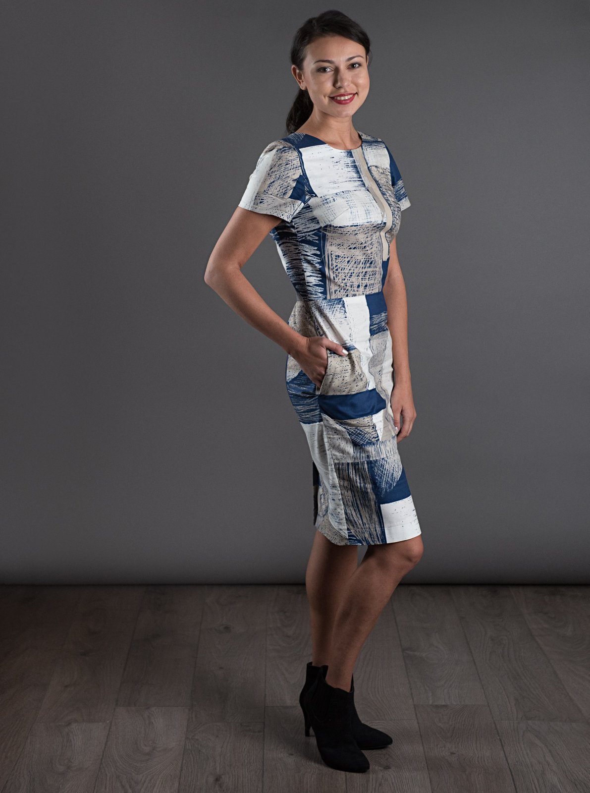 The Shift Dress - The Avid Seamstress