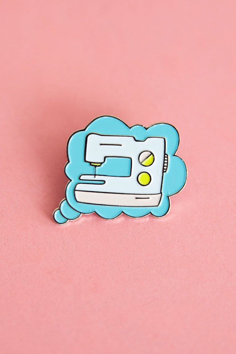 Thinking of Sewing - Colette Pins